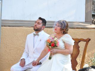 La boda de Carla  y Alfredo  3