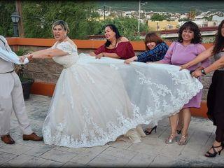 La boda de Gabriela  y Héctor  1