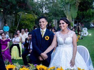 La boda de Graciela y Hugo