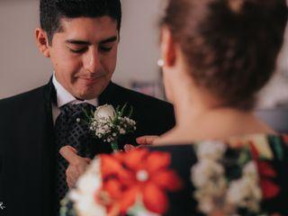 La boda de Andrea Hdz y Jesus Oliveros 2