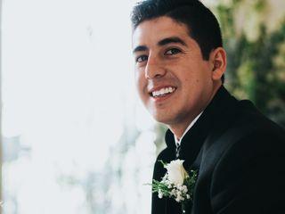 La boda de Andrea Hdz y Jesus Oliveros 3