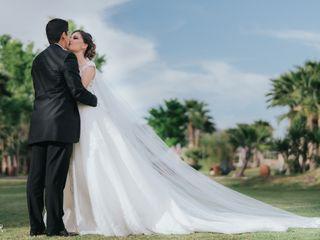 La boda de Andrea Hdz y Jesus Oliveros