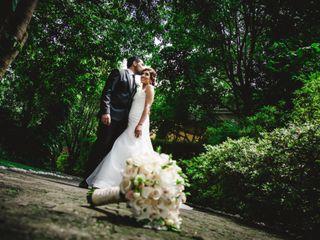 La boda de Dámaris y Eduardo