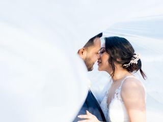 La boda de Cinthia y Rogelio