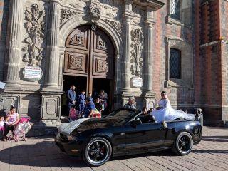La boda de Hilaria y Jesús Augusto 1
