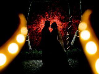 La boda de Gabriela y Gabriel