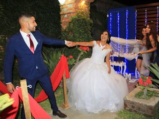 La boda de Lizbeth  y Noé  1