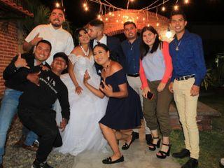 La boda de Lizbeth  y Noé  2