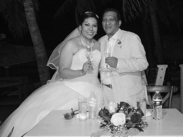 La boda de Monica y Jorge
