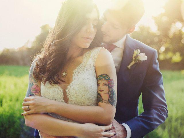 La boda de Marce y Luis