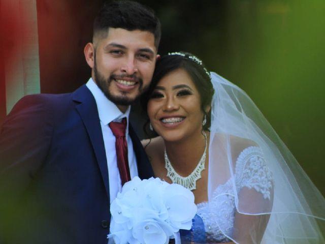 La boda de Lizbeth  y Noé