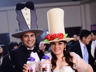 La boda de Lizzy  y Luis