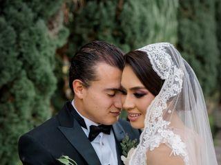 La boda de Karina y Jorge 1