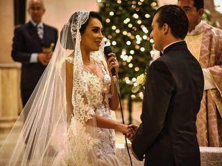 La boda de Karina y Jorge