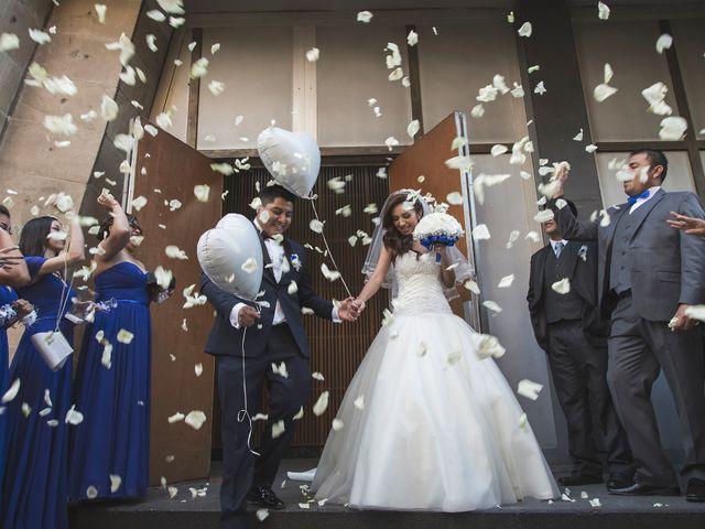 La boda de Karen y Fernando