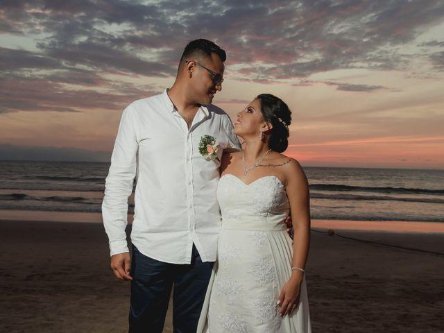 La boda de Thania y Orlando