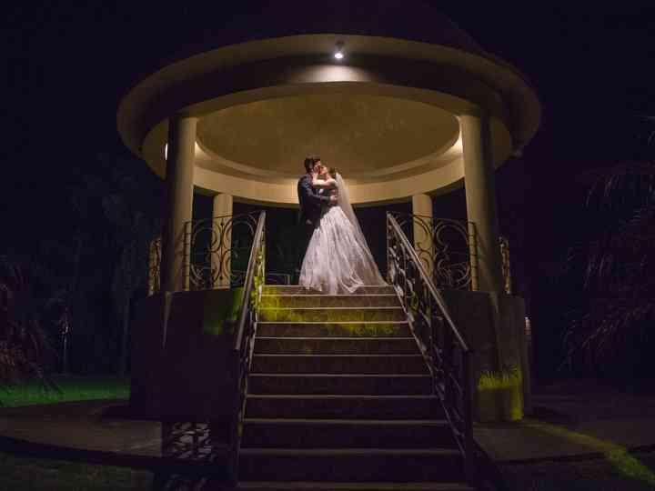 La boda de Georgina y Francis