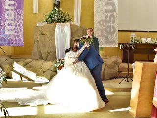 La boda de Paulina y Angel