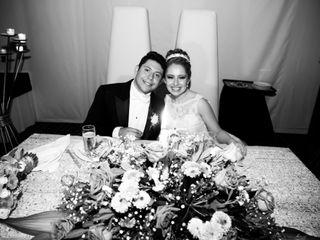 La boda de Norah y Luis