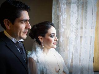 La boda de Zayra y Manuel