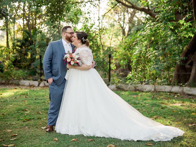La boda de Mariajosé y Peter