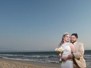 La boda de Loren y Álvaro 1