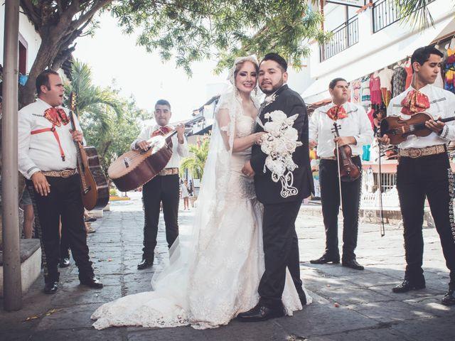 La boda de Loren y Álvaro