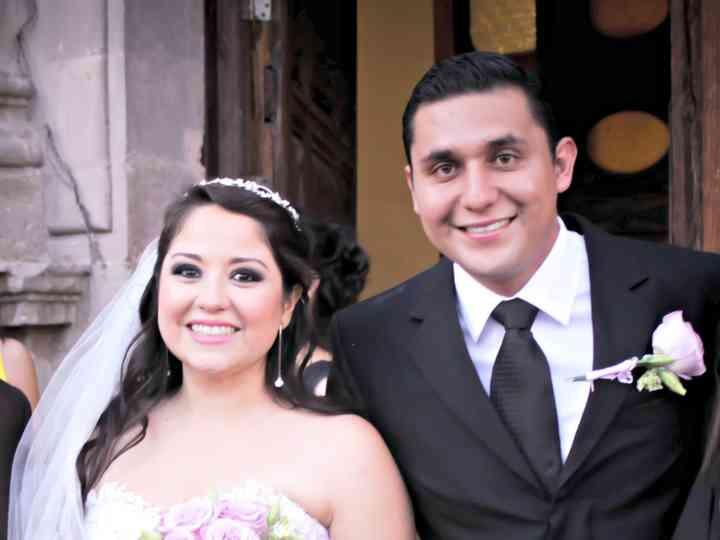 La boda de Carolina y Víctor