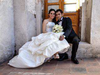 La boda de Maricarmen y Antel