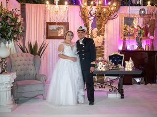 La boda de Paola y Martin