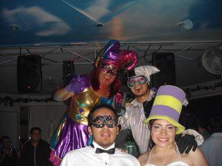La boda de Angélica y Luis 1