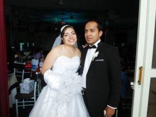La boda de Angélica y Luis