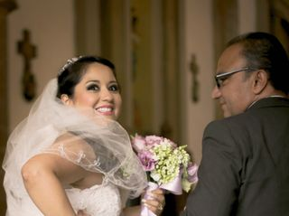 La boda de Carolina y Víctor 1