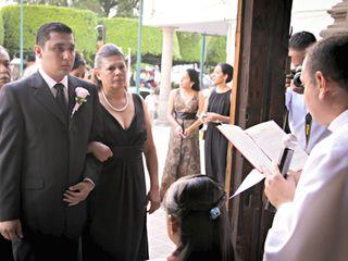 La boda de Carolina y Víctor 2