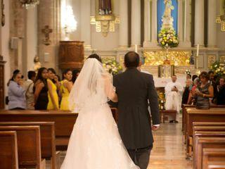 La boda de Carolina y Víctor 3
