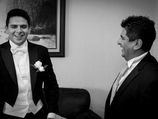 La boda de Itzel y Francisco 1