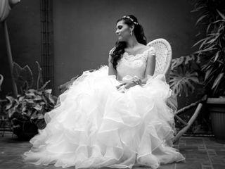 La boda de Itzel y Francisco 3