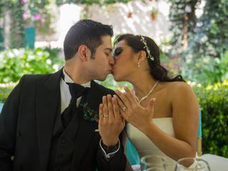 La boda de Fabiola y Raúl