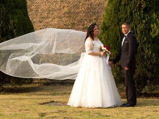 La boda de Ivonne y Joel