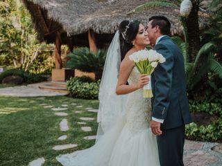La boda de Erandi y Emilio 3