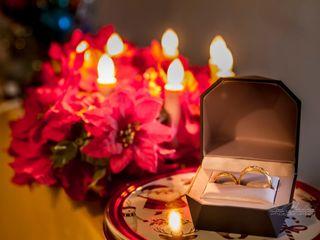 La boda de Alma y Salvador 1