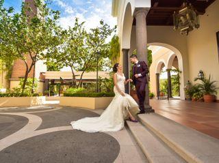 La boda de Lili y Héctor 1