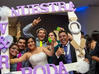 La boda de Viviana y Ricardo 1