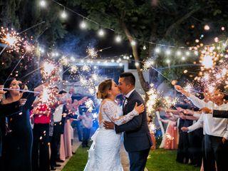 La boda de Elizabeth y Ignacio