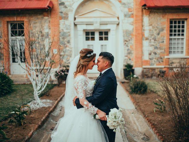 La boda de Fernanda y Jaime