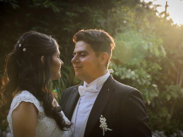 La boda de Itzel y Francisco