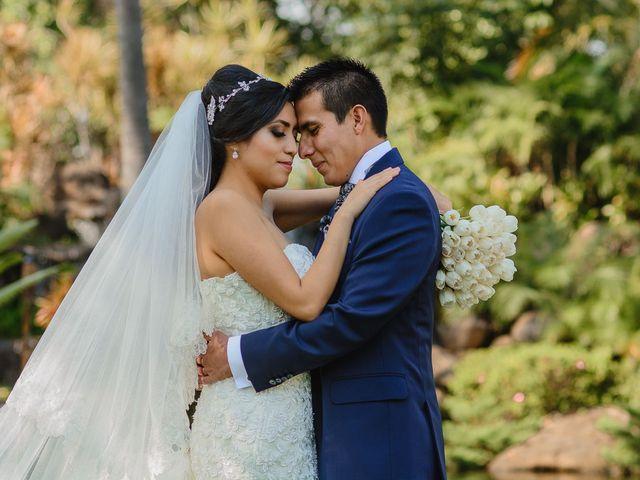 La boda de Erandi y Emilio