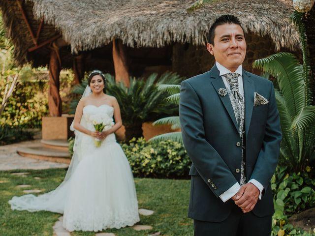 La boda de Emilio y Erandi en Jiutepec, Morelos 3