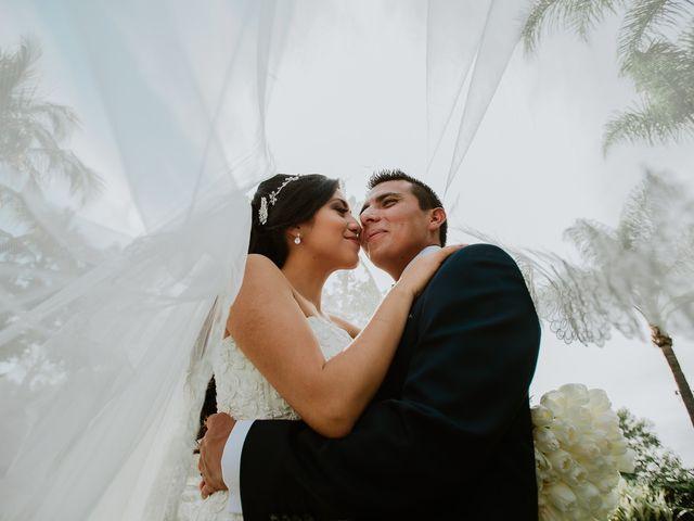 La boda de Emilio y Erandi en Jiutepec, Morelos 1