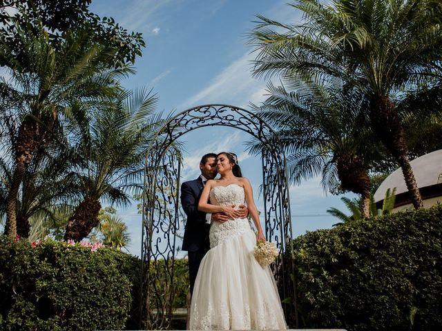 La boda de Emilio y Erandi en Jiutepec, Morelos 5